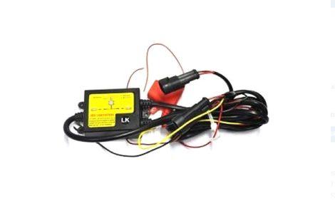 AMIO Automata világításkapcsoló DRL Control Box univerzális