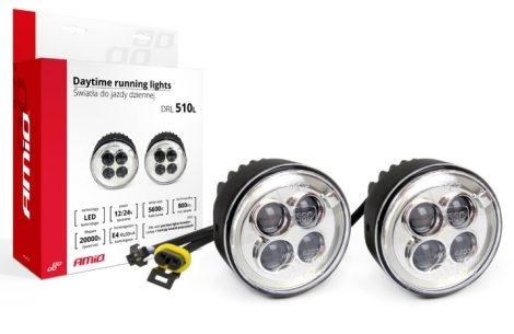 AMIO Nappali menetfény világítás DRL 510HPL