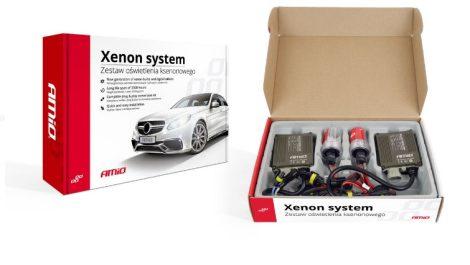 Amio H7 xenon szett normál trafós 12V35W 8000 K