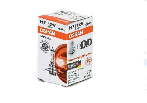 OSRAM Halogén izzó H7 55W