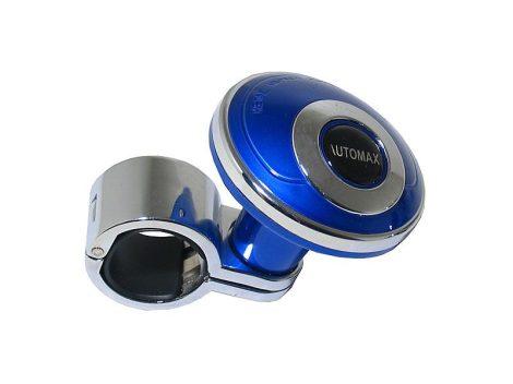 AUTOMAX Kormánytekerő kék-ezüst